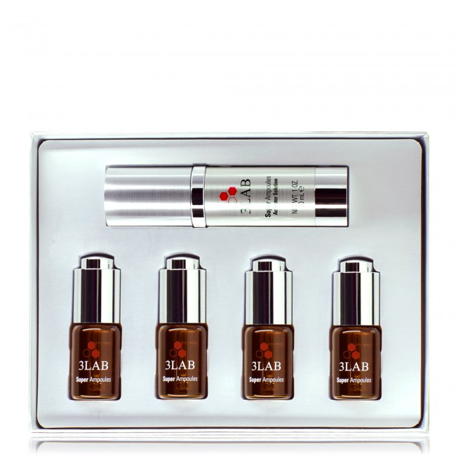 3LAB Супер Ампулы Super Ampoules Brightening  and Anti-Aging